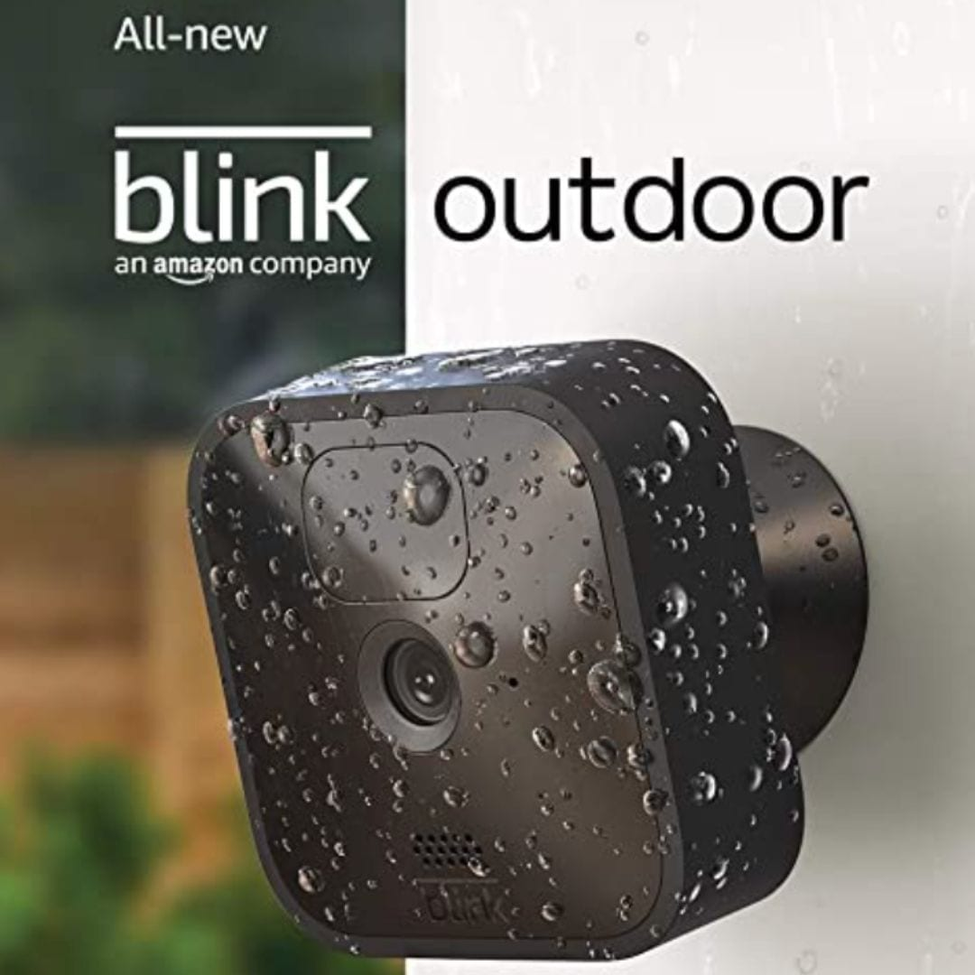 Blink Outdoor HD security camera – 3 camera kit