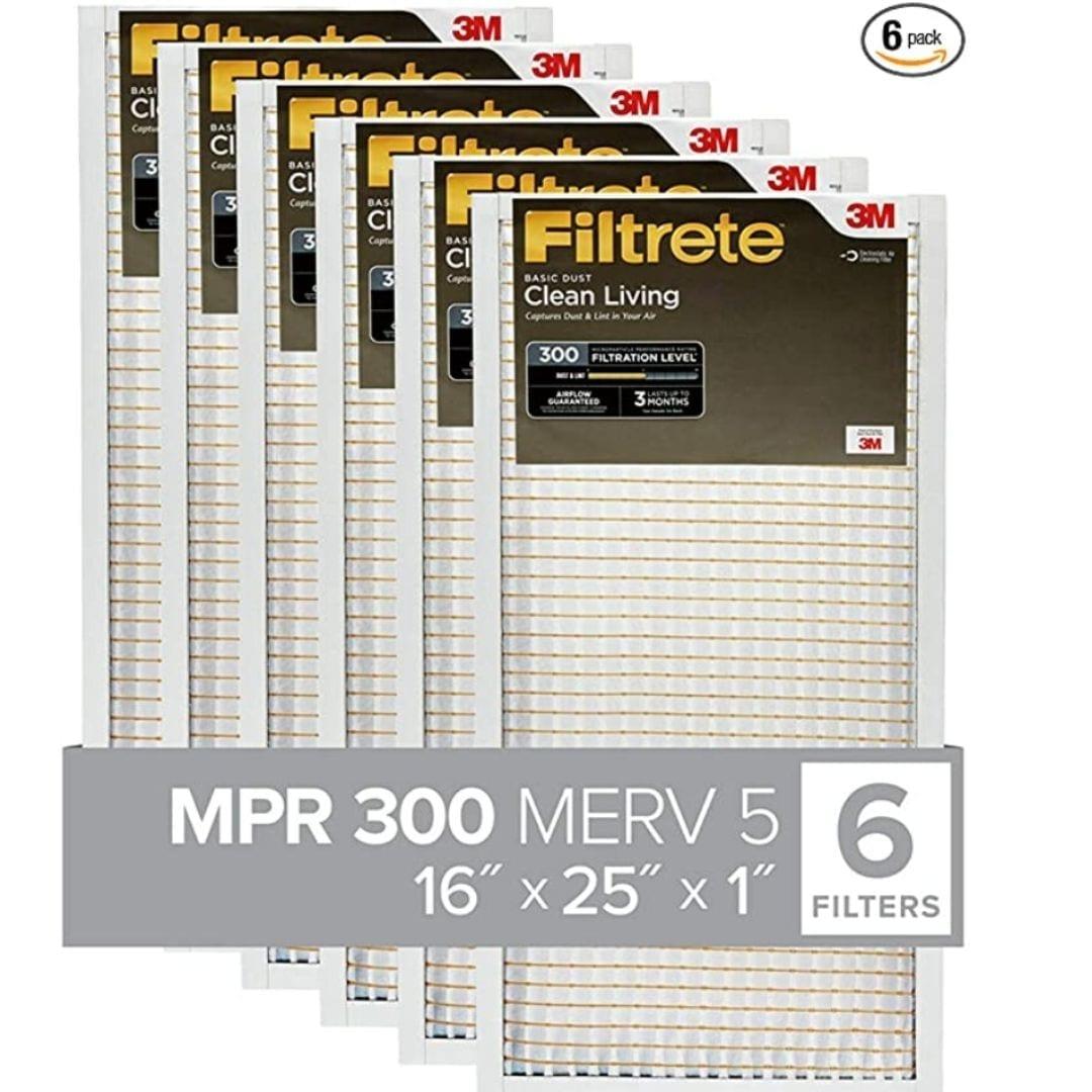 Filtrete Air Filter (6-Pack)